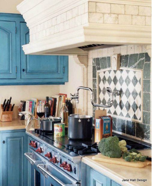 Burnt Orange Kitchen Cabinets 24 best orange and blue kitchens images on pinterest | kitchen