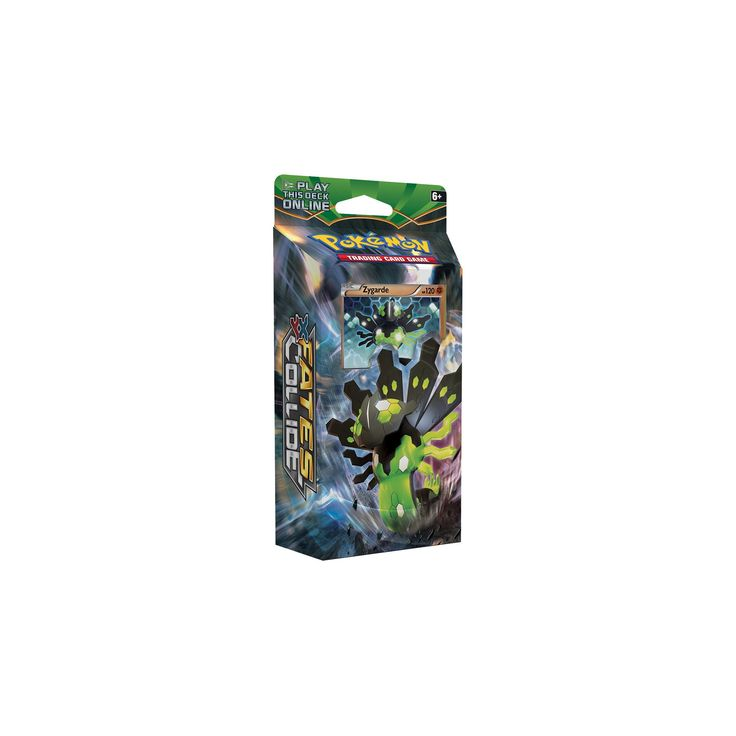 Pokemon Trading Card Game XY10 Battle Ruler Theme Deck