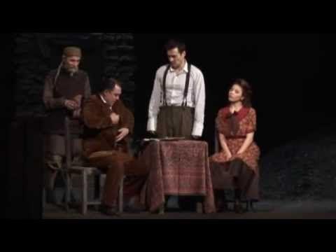 Édentől keletre - teljes előadás (PARISIANA, a régi ÚJ SZÍNHÁZ emlékoldala)