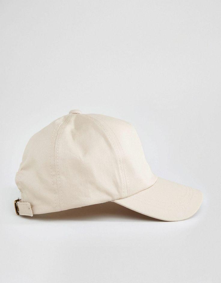 Image 4 ofASOS Plain Baseball Cap