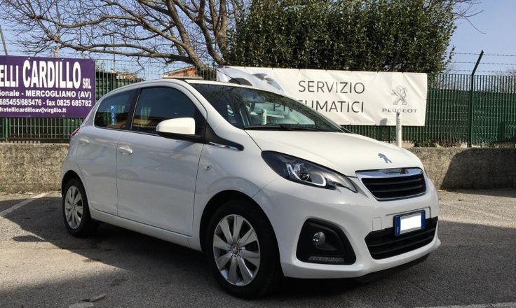 Peugeot 108 AZIENDALE