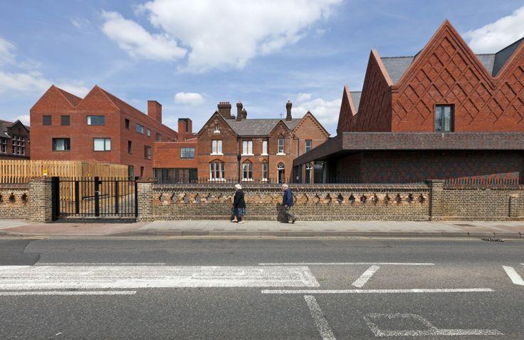 Brentwood School Study Centre and Auditorium / essex / UK / Cottrell & Vermeulen Architecture