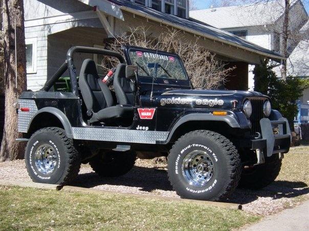 Jeep Golden Eagle