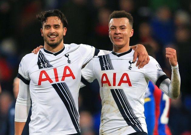Nacer Chadli: Dele Alli's Tottenham wonder goal is the best I've seen while I've been on the pitch - Tottenham Hotspur - Hampstead Highgate Express