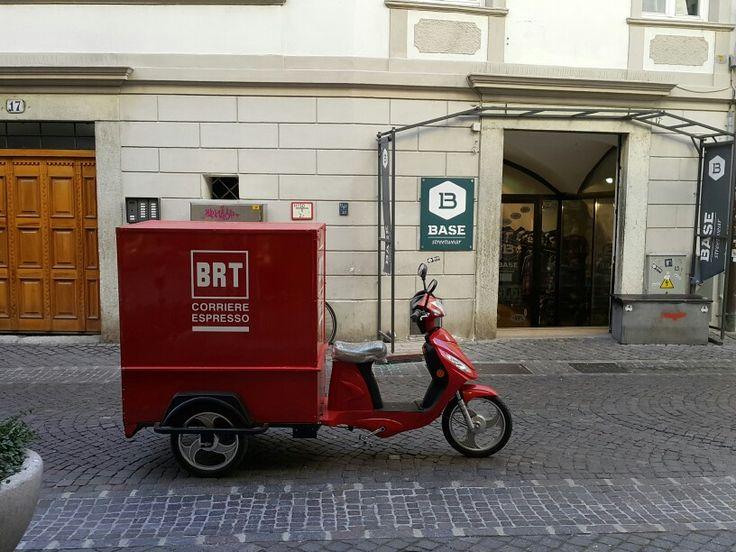AWS Corriere Espresso in Bolzano, Trentino - Alto Adige