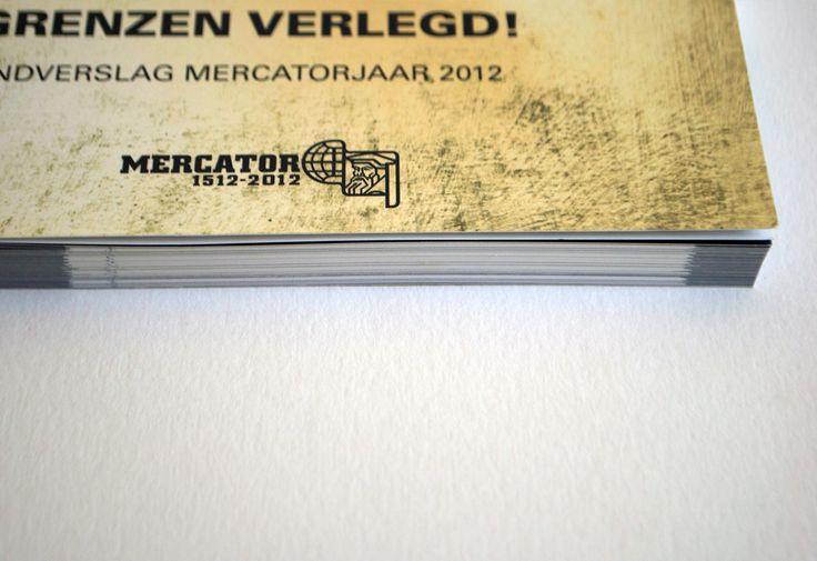 Jaarverslag Mercator 2012 vzw | Graffito | grafisch ontwerp | webdesign | visuele communicatie