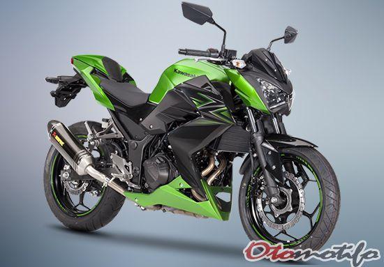 Harga Kawasaki Z250 2018 Review Spesifikasi Modifikasi Gambar