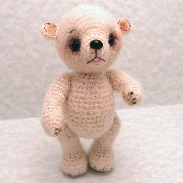 Amigurumi Baby Bear : Cute Baby Bear Cub Amigurumi - FREE Crochet Pattern and ...