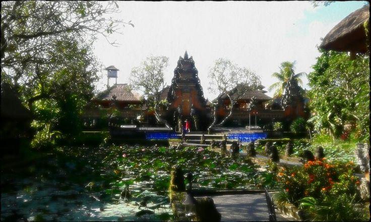 Ubud temple - Bali