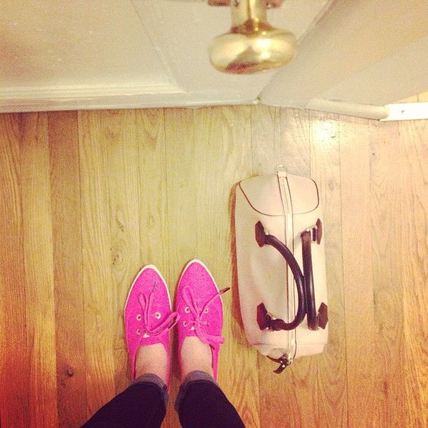 Kate Spade for Keds pointers