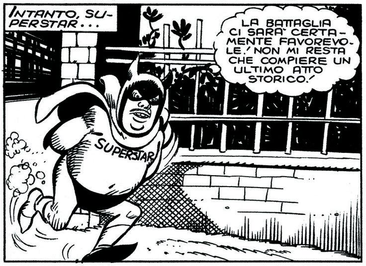 ITALIAN COMICS - Oggi come ieri: la rincorsa alla poltrona – uno sport nazionale…vedi presidente Leone e Amintore Fanfani 1: