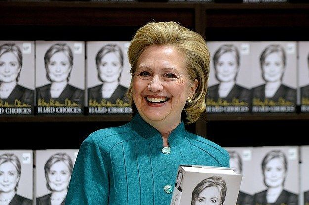 Hillary Clinton's Book Tops Barnes & Noble Sales In First Week