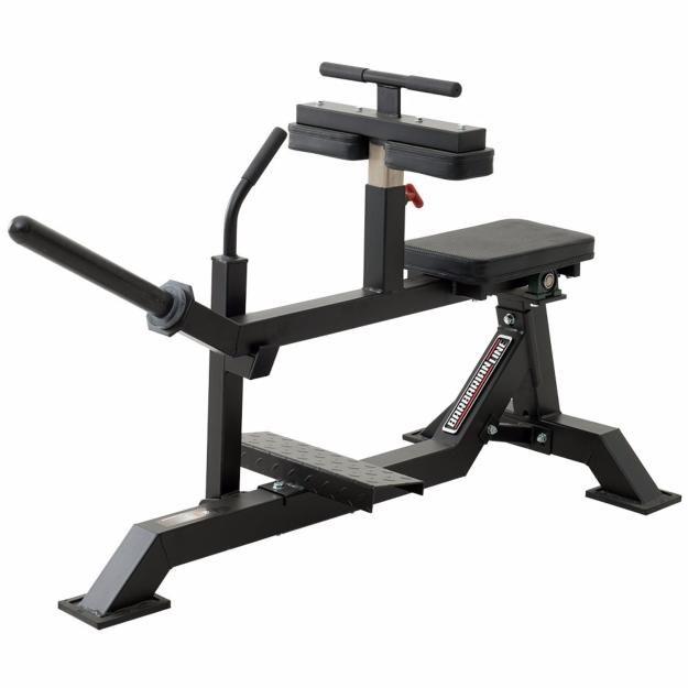 Máquina Para Pantorrilla Sentado Equipamentos De Academia Em Casa Academias Em Casa Aparelho De Musculação