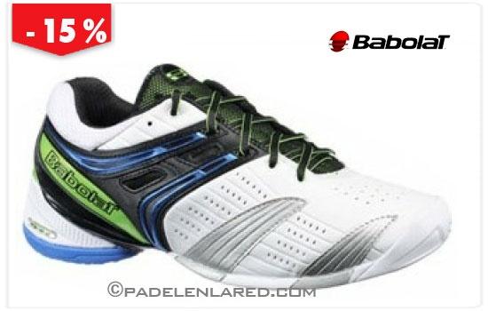 $97 Zapatillas Babolat V-Pro Omni