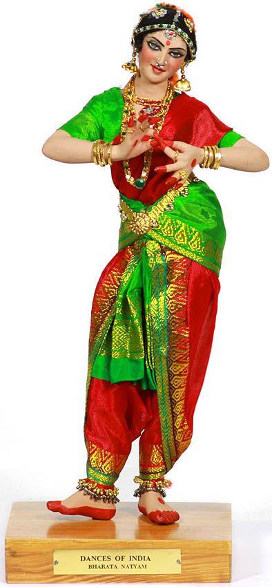 Dance Doll of India -Bharathanatyam