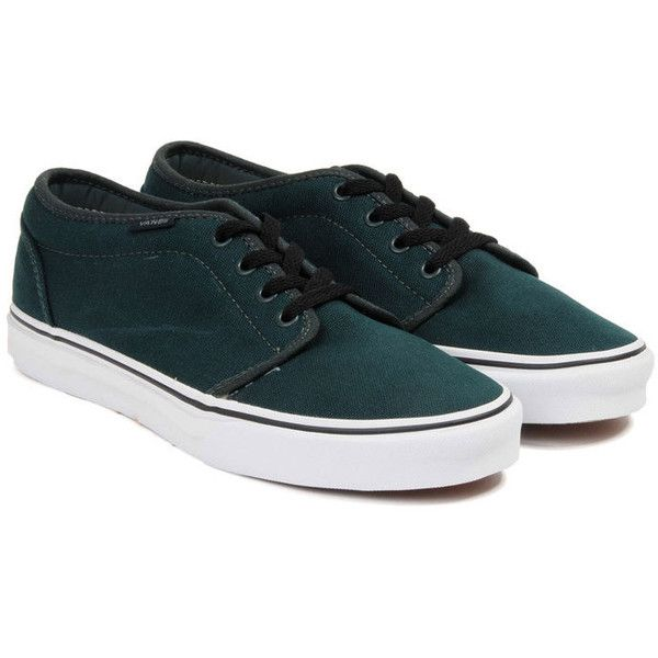 Vans 106 Vulcanized Vn-099z1lw (79 BRL) ❤ liked on Polyvore featuring shoes, sneakers, men, guys, boy clothes, vans trainers, vans shoes, lace up sneakers, laced sneakers and vans footwear