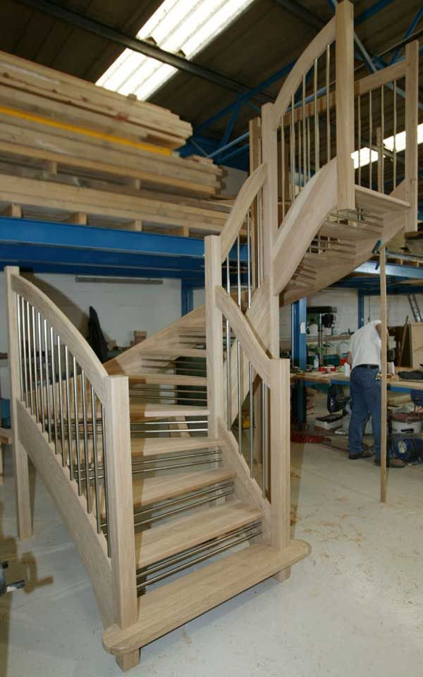 46 Best Images About Stairs To Loft On Pinterest Wooden