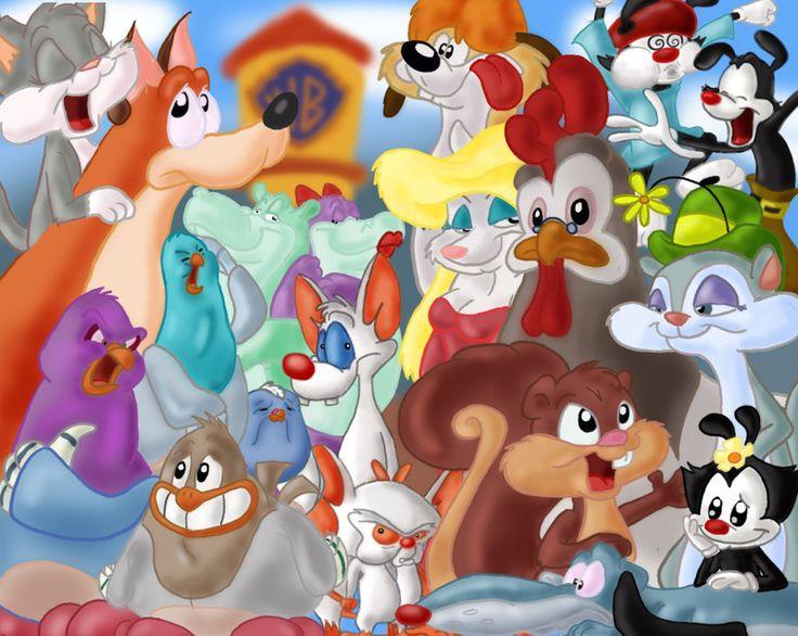 Animaniacs Characters