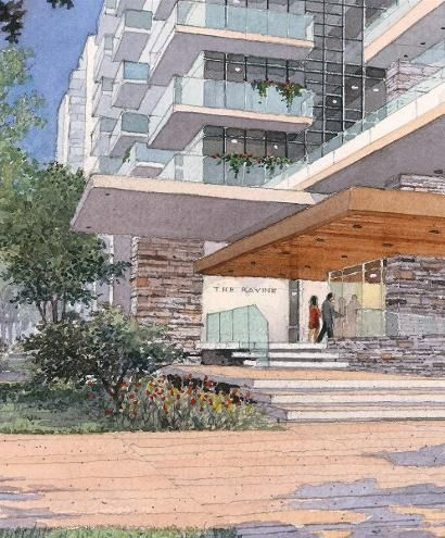 At The Ravine Condos will offer an Indoor Pool, Outdoor Terrace, Fitness Center and Lounge to make your lifestyle more comfortable and peaceful. Just make your visit to the provided web link to register yourself for this elegant project.    #TheRavineCondos