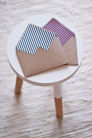 Free envelopes template cute!