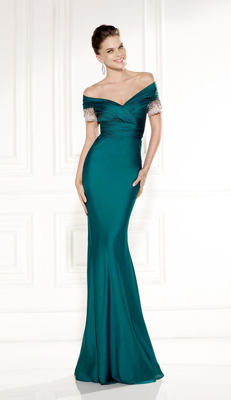 177 best Evening dresses images on Pinterest | Evening gowns, Formal ...