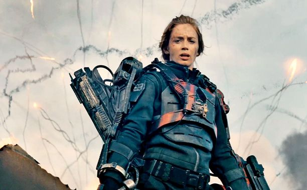 Review: Edge of Tomorrow- Directed by Doug Liman | A Man Called ...