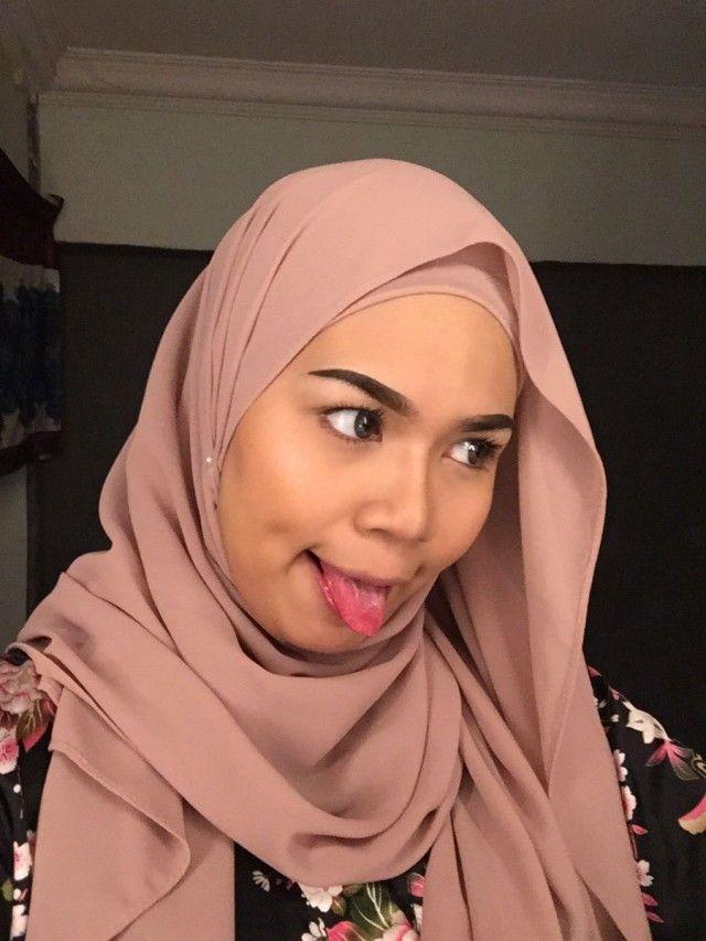 Photo Selfie Cewek Cantik Berjilbab