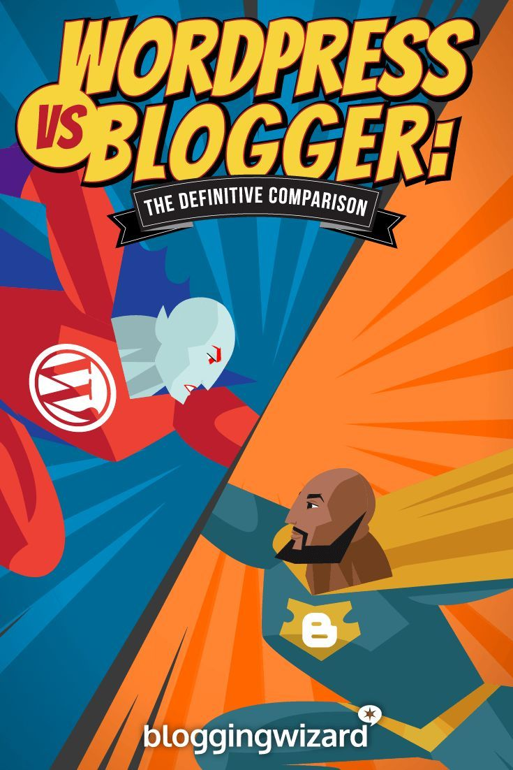 WordPress Vs Blogger: Which One Is Right For You? via @davidhartshorne