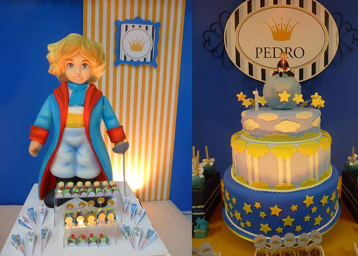 little prince birthday party theme 1
