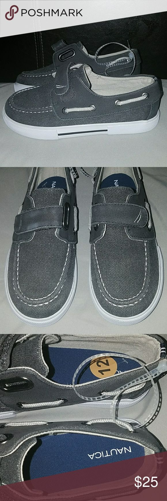 Nautica Boys Sperrys New. Doswnt fit my brother. Nautica Shoes Dress Shoes