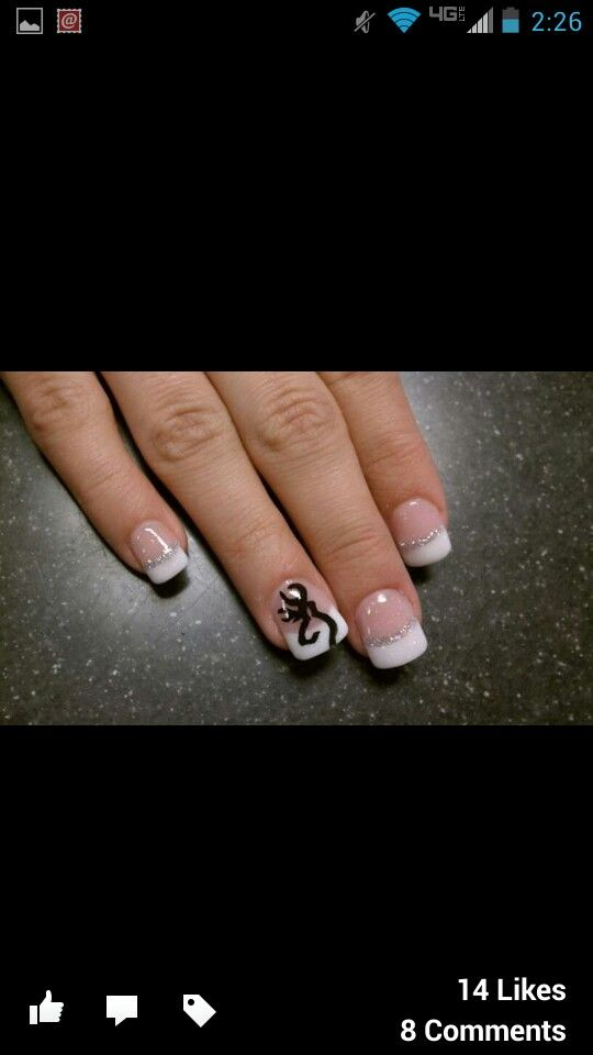 Love These Browning Nails !
