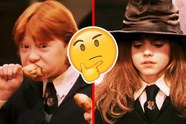 You Got Hufflepuff When It Comes To Food You Choose Things That Are Comforting And Reliable Just Like You You Ll Hogwarts Told You So Which Hogwarts House