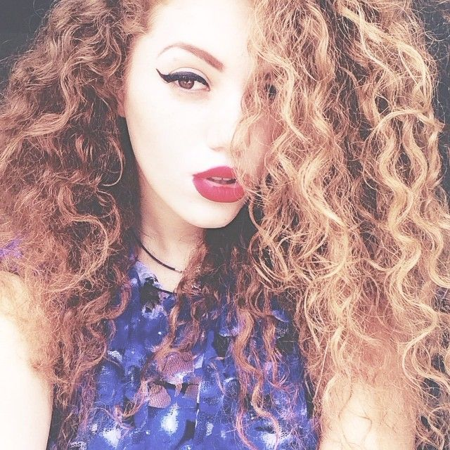 She is literally goals. I want hair like hers. I'm trying to grow my nails out like hers too.