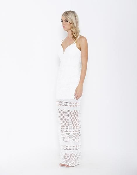 Bariano - Lace Dress