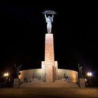 statue of liberty - Hungary-Budapest