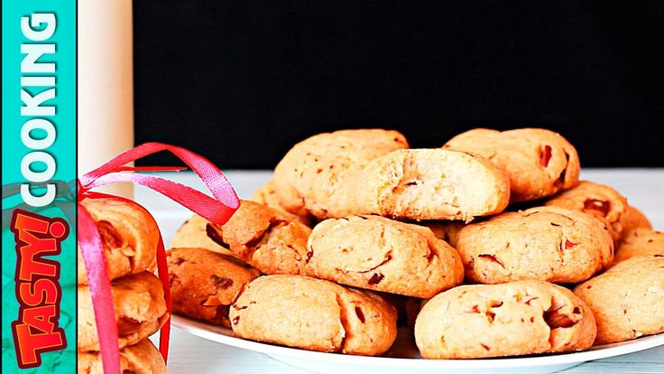 BUTTER ALMOND COOKIES Recipe 🍪 Eggless Kinfolk Table Cookies 🍪 Tasty Coo...