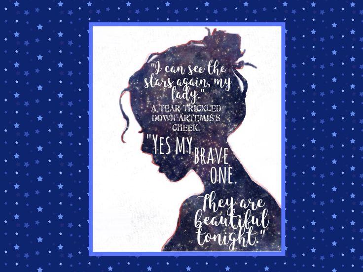 Zoe Nightshade from Percy Jackson