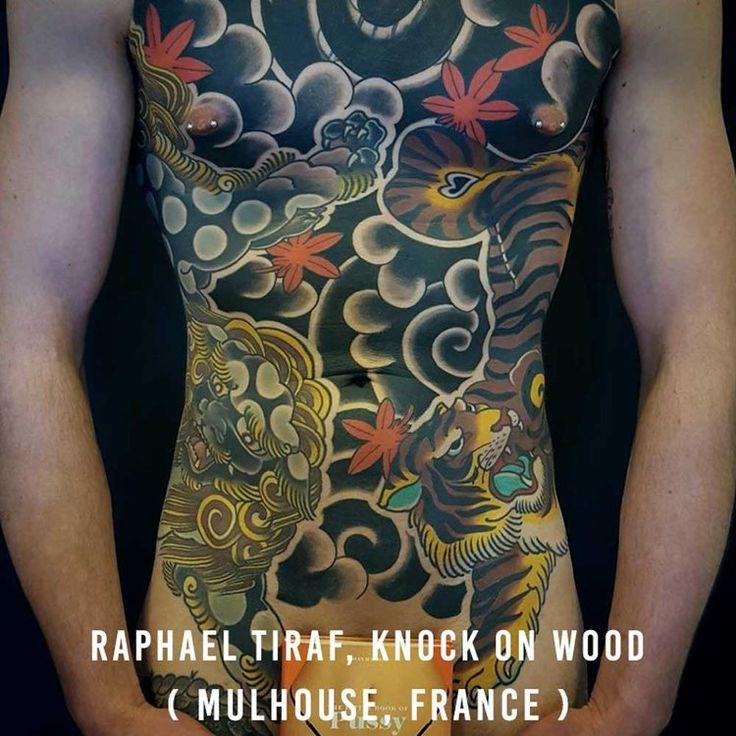 Raphael Tiraf, Knock On Wood