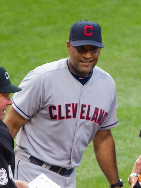 Sandy Alomar, Jr.Cleveland Indians Catcher  Born: June 18, 1966 (age 46) Salinas, Puerto Rico.  Batted: Right Threw: Right MLB debut September 30, 1988 for the San Diego Padres Last MLB appearance September 30, 2007 for the New York Mets Career statistics Batting average    .274Home runs    112 Runs batted in    588 Games managed    6 Win–loss record    3–3Winning %    .500 Teams As player San Diego Padres (1988–1989) Cleveland Indians (1990–2000)Chicago White Sox (2001–2002) Colorado…