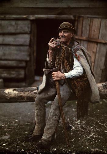 Polish highlander, fot. Hans Hildenbrand