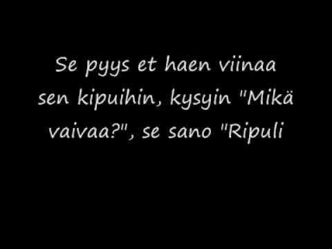 Stepa lastenlaulu (lyrics)