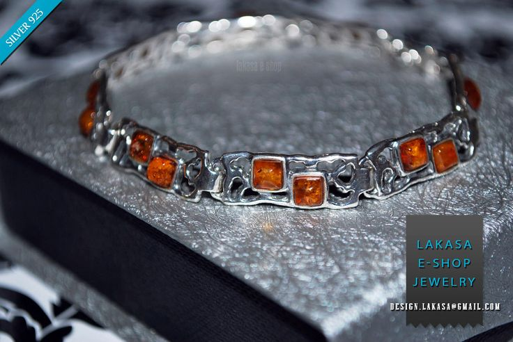 Baltic Amber Bracelet Sterling Silver 925 Jewellery chain Lakasa e-shop Best Idea Gift for Woman Unisex Collection Natural Gemstones Quality #amber #bracelet #jewelry #sterling #silver #jewellery #gift #woman #moda #luxury #joyas #mujer #βραχιολι #ασημι #γυναικα #δωρο #κεχριμπαρι #ασημενιο #men #unisex #women #lakasaeshop #free #shipping #δωρεαν #μεταφορικα #εξοδα