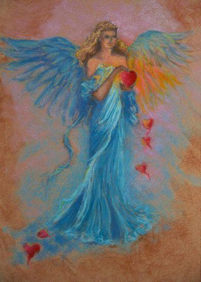 Love Angel by Brenda Boles