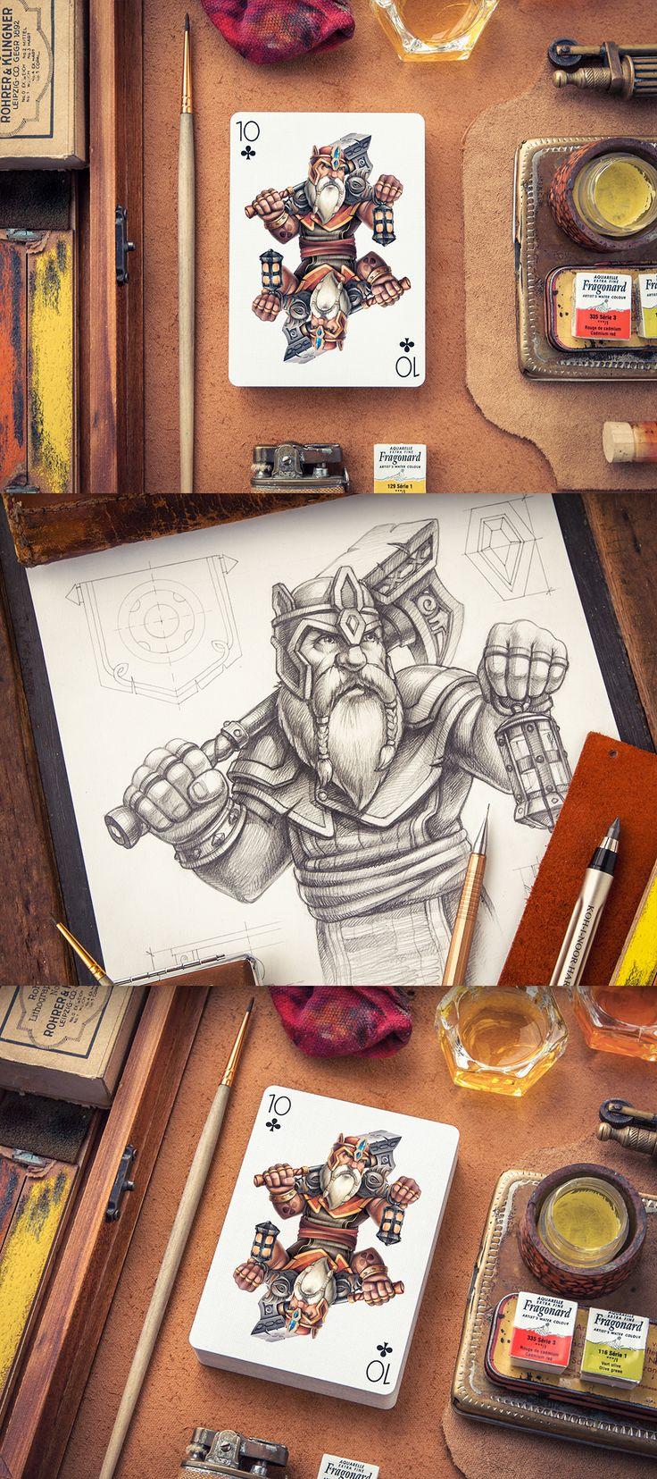 Character Design: part 2 on Behance