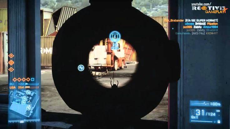 Battlefield 3 Gameplay - Pierwsze Wrażenia
