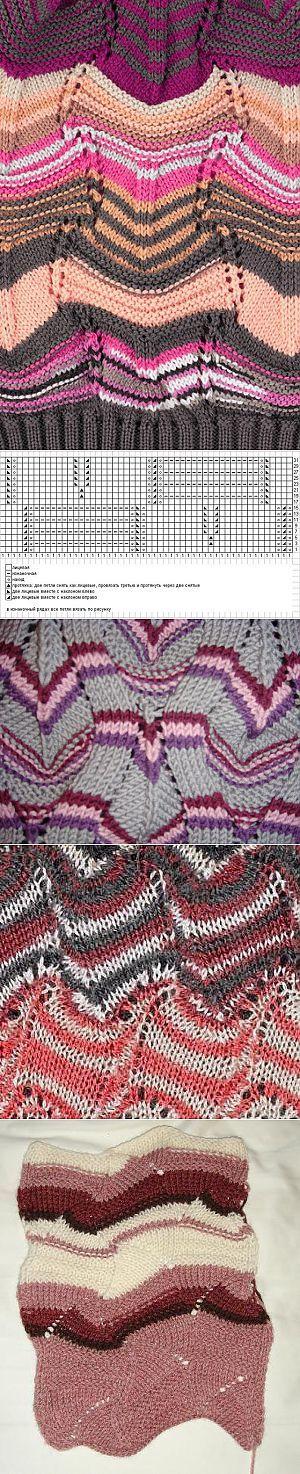 Missoni Knit pattern