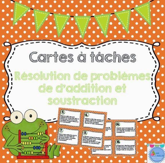 Blogue de partage de ressources francophones pour l'enseignement au préscolaire et au primaire.