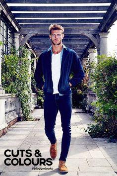Basic en grown up mannenkapsel   Ideaal voor mannen met stijl haar