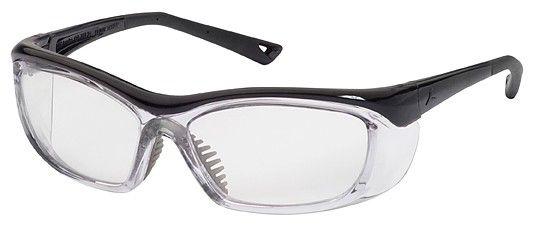 OnGuard 220S Prescription Safety Glasses, Non-Conductive Plastic Frame,