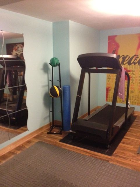 Best images about home gym on pinterest trekking